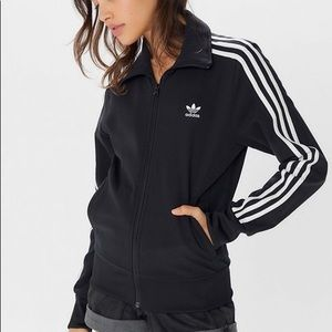 adidas Jackets & Coats - Adidas UO Exclusive Superstar Trefoil Track Jacket